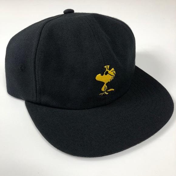 5fbfffbd1b4 Vans X Peanuts Woodstock Jockey Hat. M 5bee5042c9bf503211ec9cf4